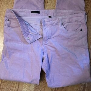 Kut from the Kloth Diana Skinny Lavender Cords